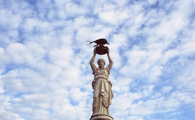 монумент жуку долгоносику
